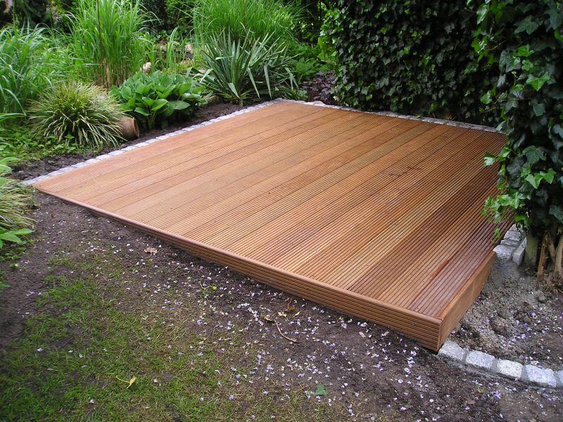 bj rn looks garten und landschaftsbau holzterrassen. Black Bedroom Furniture Sets. Home Design Ideas